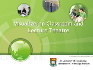 Visualizer in Classroom and Lecture Theatre