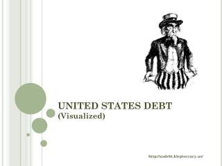 UNITED STATES DEBT (Visualized)