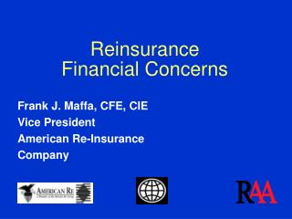 Reinsurance Financial Concerns