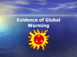 Greenhouse Effect The CO2 Cycle, Long-Term Climate Change Ice Ages and Short-Term Climate Change Human-Induced Climate C