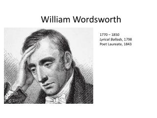 william wordsworth social point of view World literature ii study  which poem by william wordsworth was written when he revisited an old monastery and reminisced about how memories of the peace of nature he had found there comforted him  james joyce is known for perfecting the narrative point of view technique known as _____.