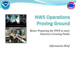 NWS Operations Proving Ground