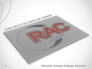Edmundo Gerardo Gallegos Sánchez