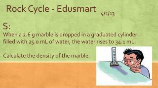 Rock Cycle - Edusmart