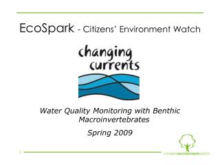 EcoSpark  - Citizens' Environment Watch