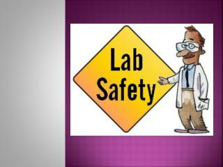 Why do you think lab safety is important?