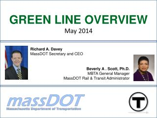GREEN LINE OVERVIEW May 2014