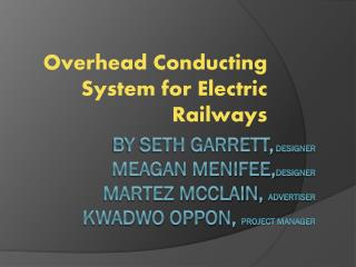 Overhead  Conducting  S ystem  for  Electric Railways