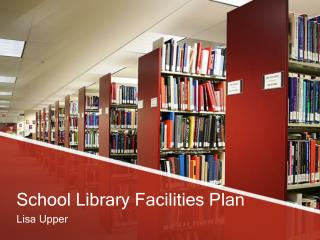 School Library Facilities Plan