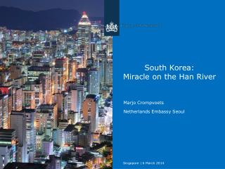 South Korea:  Miracle on the Han River