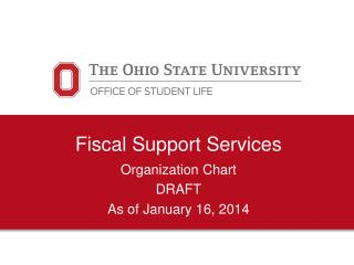 Fiscal Support Services