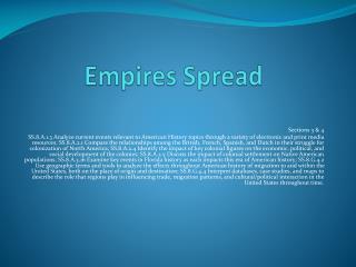 Empires Spread