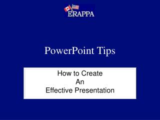 PowerPoint Tips