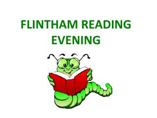 FLINTHAM READING EVENING