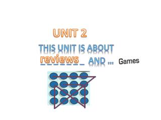 this unit is about  _ _ _ _ _ _ _  and …