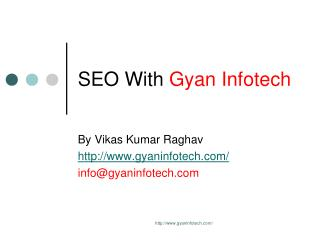 Looking SEO Company In India?