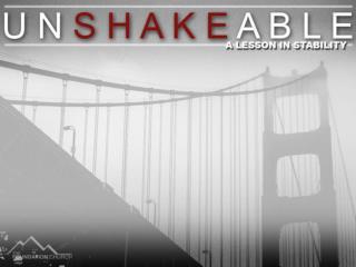 Stability is guaranteed if we walk the way God wants us to walk