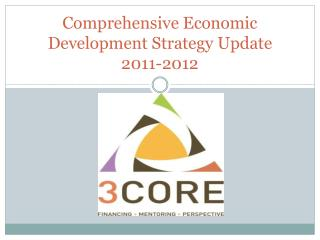 Comprehensive Economic Development Strategy Update 2011-2012