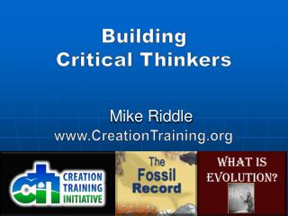 Building  Critical Thinkers