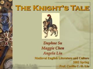 The Knight s Tale