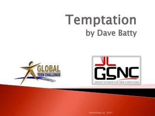 Temptation by Dave Batty