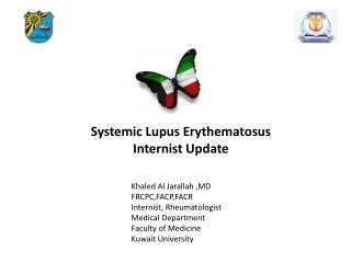 Systemic Lupus Erythematosus Internist Update