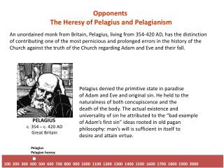 Opponents  The Heresy of Pelagius and Pelagianism