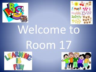 Welcome to Room 17