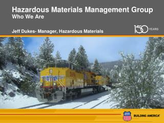 Hazardous Materials Management Group Who We Are
