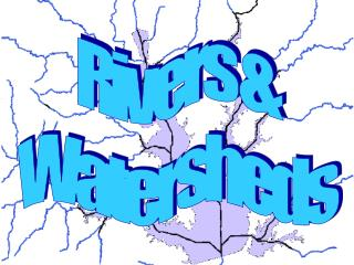 Rivers & Watersheds