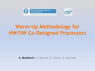 Warm-Up Methodology for HW/SW Co-Designed Processors