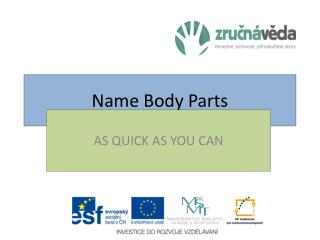 Name  Body  Parts