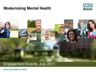 Modernising Mental Health