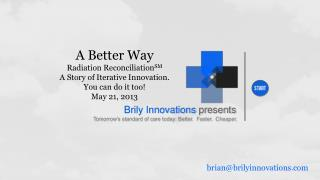 Brily Innovations presents