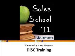 DiSC Training