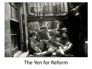 The Yen for Reform