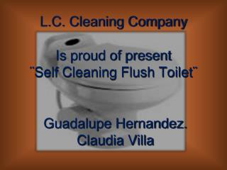 L.C. Cleaning Company