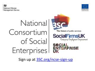 Sign up at  3SC/ ncse -sign-up