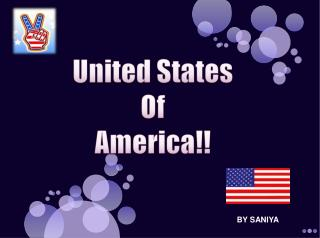 United States  Of  America!!