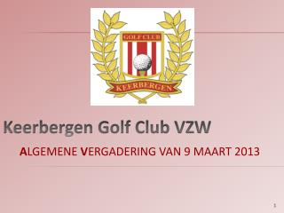 Keerbergen Golf Club VZW