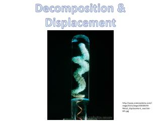 Decomposition & Displacement
