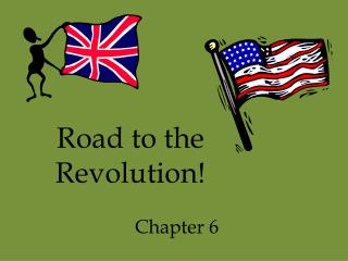 Road to the Revolution!