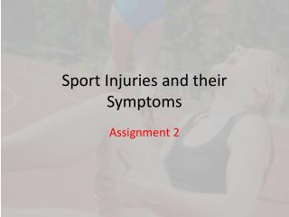 various sports injuries and their treatment essay Soccer injuries - essay example nobody downloaded yet extract of sample soccer injuries tags: acl injuries anne radcliffe the italian injuries physics of soccer.