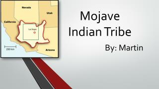 Mojave Indian Tribe