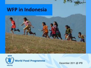 WFP in Indonesia