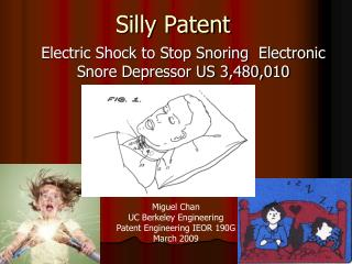 Silly Patent