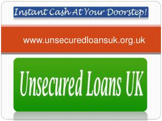 Unsecured Loans- Get Easy Financial Help Without Security