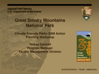 National Park Service U.S. Department of the Interior