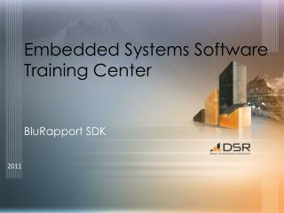 Embedded Systems Software Training Center