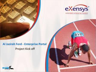 Al Jazirah Ford - Enterprise Portal